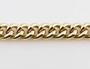 Kette 333/000 8 K Gelbgold, 46 cm lang