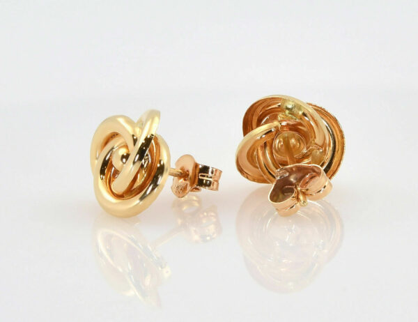 Ohrstecker 750/000 18 K Gelbgold