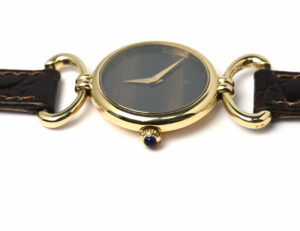 BAUME & MERCIER Damenuhr Handaufzug 750er Gold