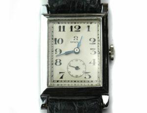 OMEGA Vintage Herrenuhr Stahl