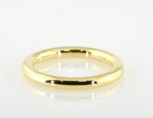 Ring 585/000 14 K Gelbgold