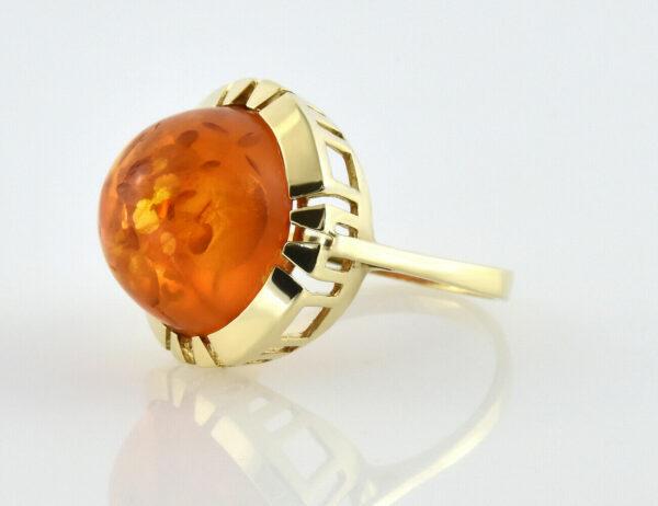 Ring Bernstein 333/000 8 K Gelbgold
