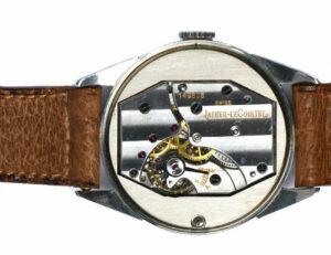 Jaeger-LeCoultre Vintage Herrenuhr Cal.: 410 ungetragen ca. 1939-1941